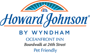 Howard Johnson Ocean Front Inn logo