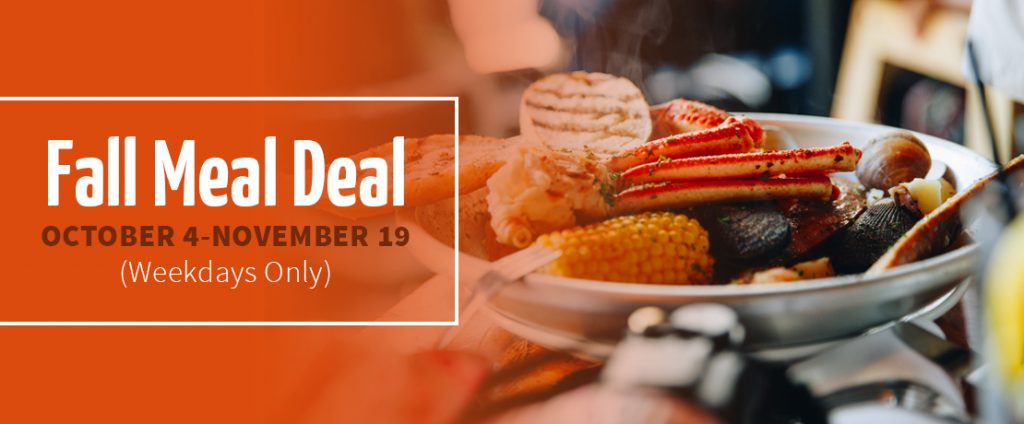 Fall Meal Deal Extended