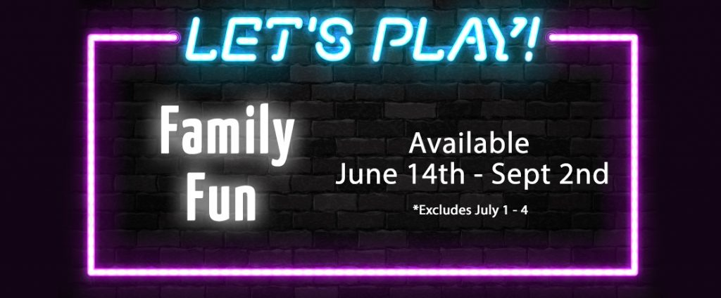 Summer Family Fun Package