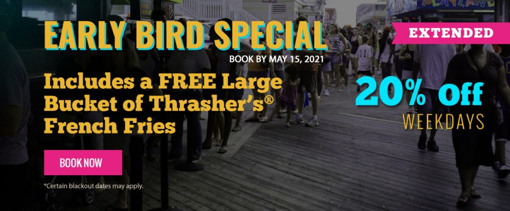 Early Bird Special Graphic